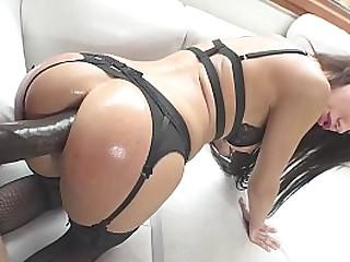lola bulgari interracial anal